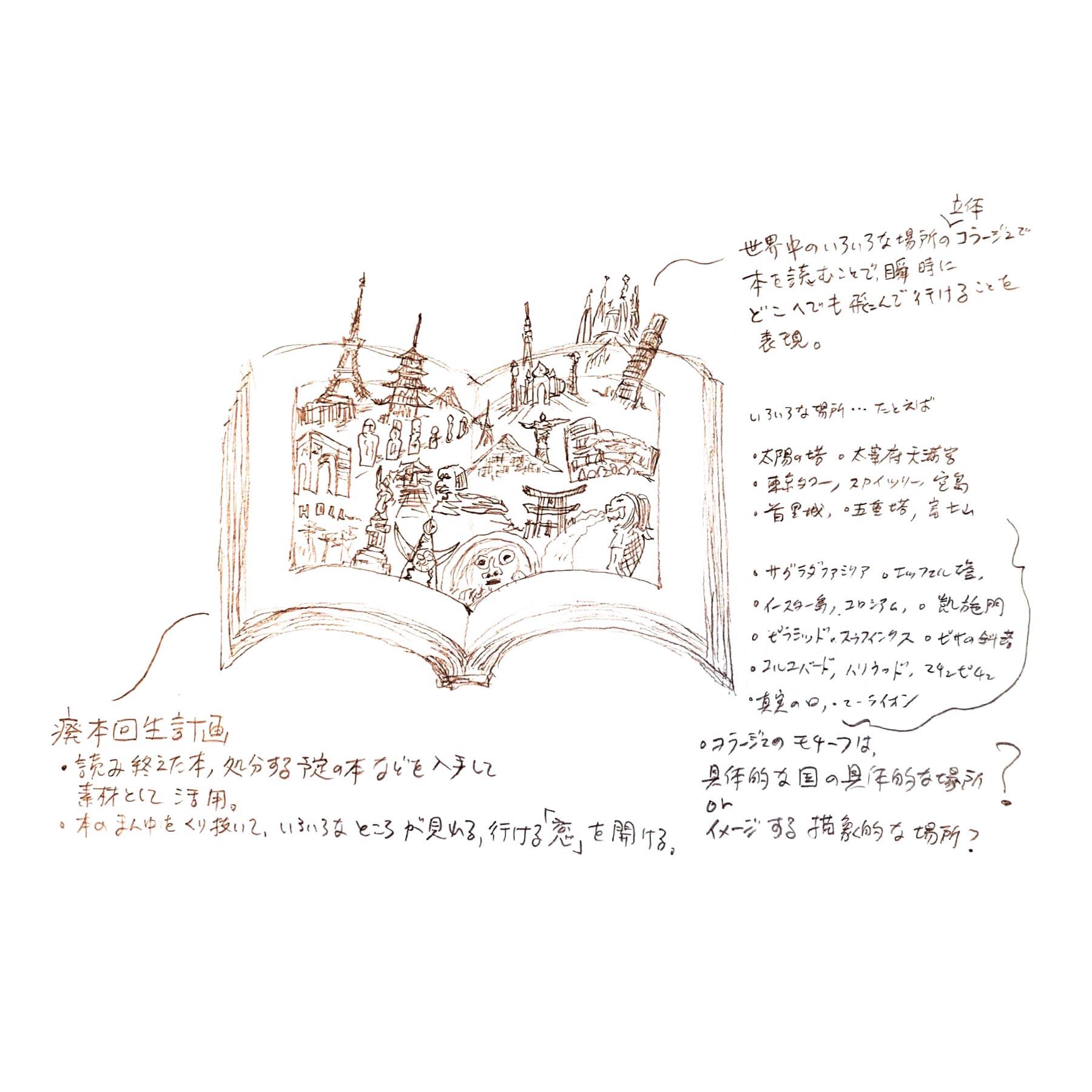 5読者を新しい世界に連れて行く、-言葉の言語化、紡ぎ方。